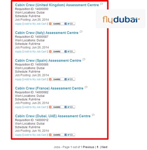 cabin crew opportunities fly dubai careers autos post