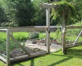 Fancy vegetable garden fence ideas 414891 home design ideas