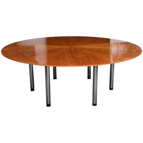 Dining Room Tables Circular Swedish Circular Large Dining Table Klaus Wettergren