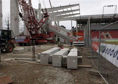 sparda bank frankfurt am construction sparda bank hessen stadion stadion am