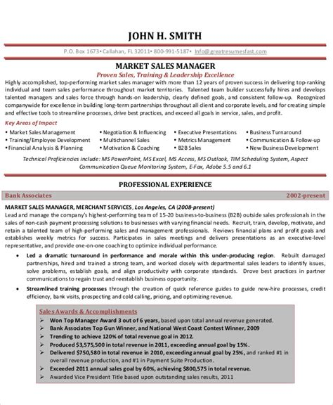 business management resume sle 30 sales resume templates pdf doc free premium