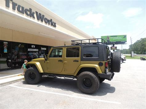 jeep wrangler bed jeep wrangler jk with bed liner paint texas truck works