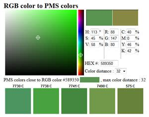 100 paint color code conversion pantone reflex blue c find a pantone color rgb and cmyk