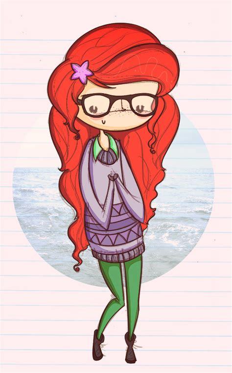 imagenes hipster ariel hipster ariel by agusmp on deviantart