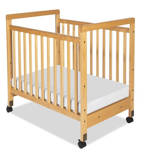 Foundations Baby Cribs Foundations Safetycraft Compact Crib Clearview Ends