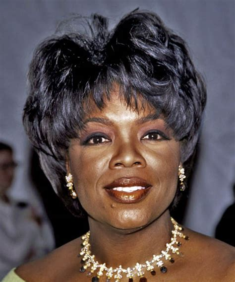 Oprah Hairstyles by Oprah Winfrey Formal Hairstyle