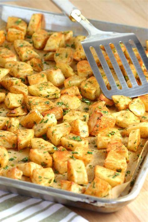 spicy lebanese style potatoes batata harra recipe