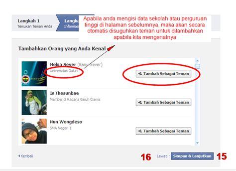 membuat nama facebook dengan angka cara membuat facebook baru fb baru