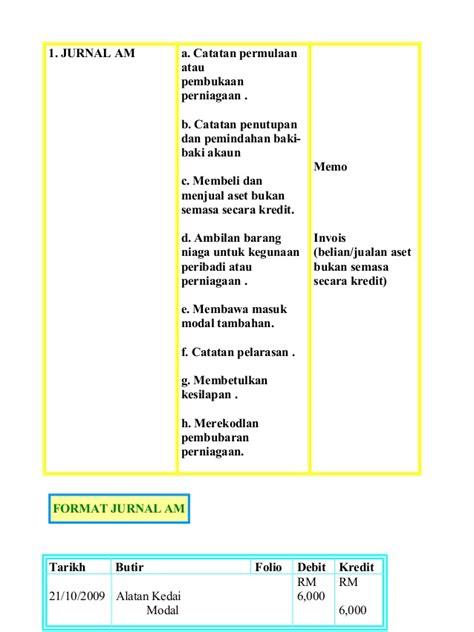 Form Memo Kredit Folio Chemistry