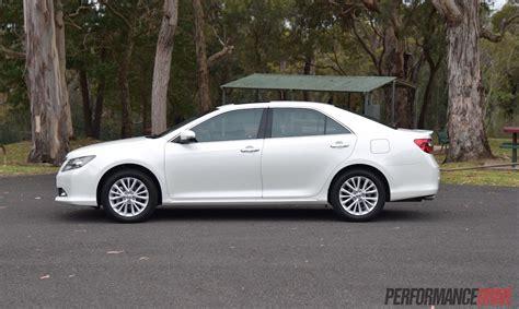 Toyota Aution 2015 Toyota Aurion Presara Review Performancedrive