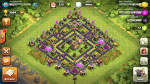 Revamped th8 trophy base amazing youtube