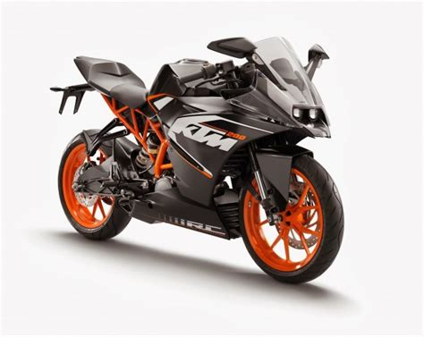 Ktm Duke 200 Rc Price In India Ktm Rc 125 200 390 30 High Resolution Photos Released