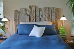 1000 ideas about driftwood headboard on