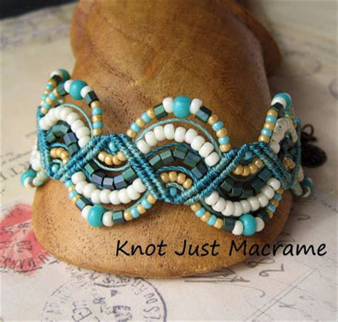 knot just knot just macrame by sherri stokey hints tips for micro