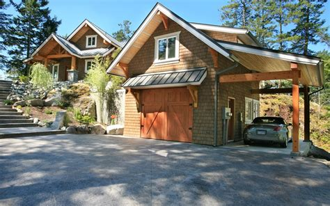 Secret Log Cabins by Secret Cove Timber Frame West Coast Log Homes