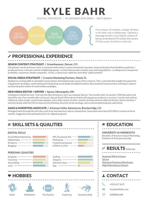 digital strategist resume 28 images 10 marketing resume sles - Digital Strategist Resume