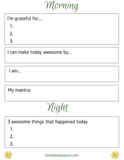 gratitude journal template free keeping a gratitude journal is an important part of living