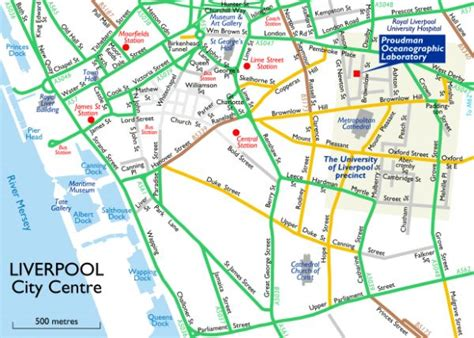 printable map liverpool city centre map of liverpool holidaymapq com