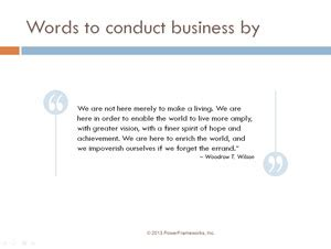 ppt templates for quotes series to039 tool 039 quote variation