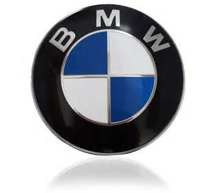 bmw emblem high quality logo replacement for trunk