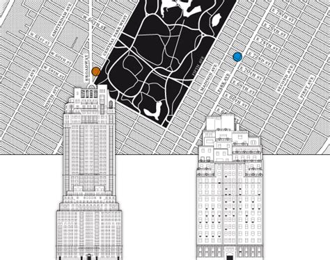 Modern Floor Plans the most powerful people in new york 740 park avenue vs
