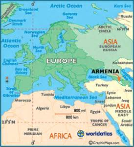 Armenia Map World by Armenia Map Geography Of Armenia Map Of Armenia