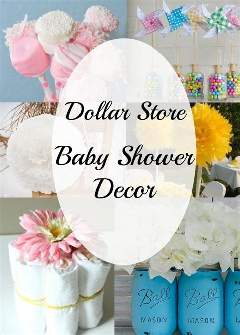 How To Make Baby Shower Decorations At Home Best 25 Diy Baby Shower Ideas On Baby Showers Baby Shower Table And Baby Shower