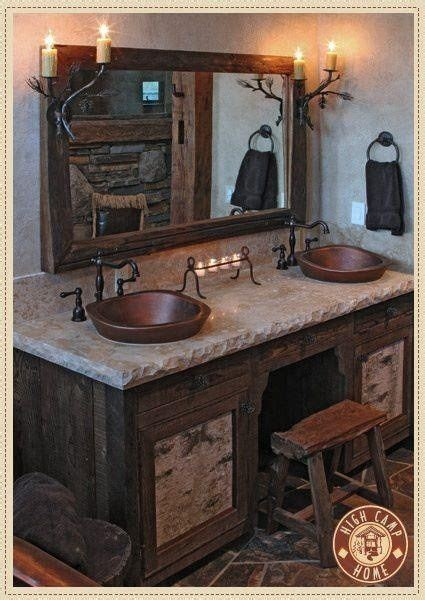 bloombety rustic bathrooms designs slate wall rustic 87 best images about slate bathroom on pinterest