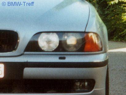 Bmw 3er Motorhaube öffnen by 5er E39 E39 Wei 223 E Blinker Nachr 252 Sten Bmw Treff Forum