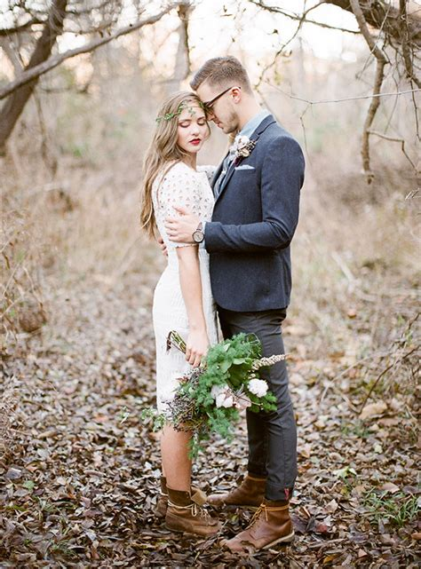 today brides an excuse to put your wedding dress on again eclectic boho wedding inspiration green wedding shoes