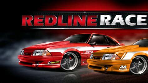 Cari Gamis redline race 3d car racing iphone