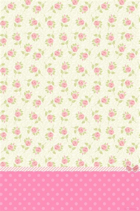 download tema line android vintage flower バラの花模様 ガーリーなiphone壁紙 iphone壁紙ギャラリー