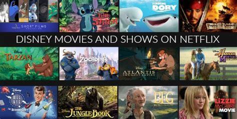 disney movies  netflix