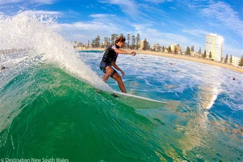 Surfing Australia Sydney by Sydney S Manly To Host Inaugural Australian Open Of