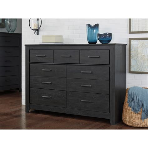johnny janosik bedroom furniture ashley signature design brinxton contemporary dresser in
