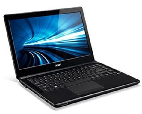 Laptop Acer Aspire E1 472g acer aspire e1 472g 54204g1tmnkk mnww notebook laptop review spec promotion price