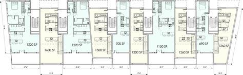live work floor plans powelton live work housing tarbox archinect