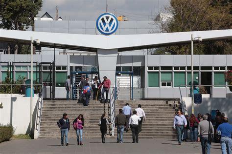 volkswagen puebla vw comprometi 243 ante autoridades de puebla mantener