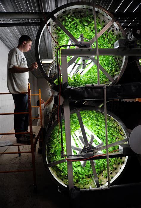 urban farming   warehouse  farm vertical