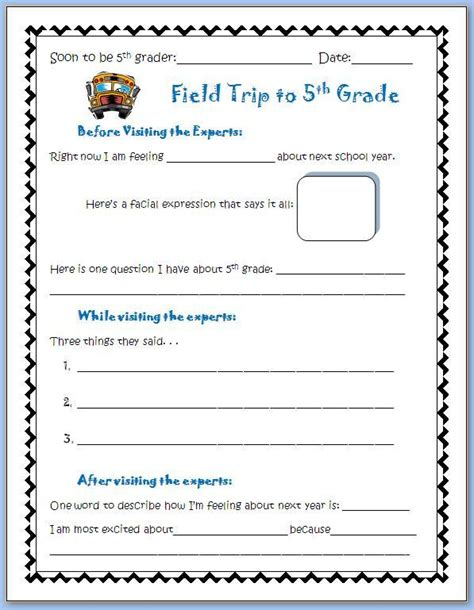 field trip template field trip to middle school the middle school counselor