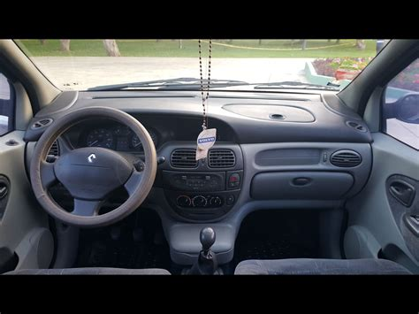 renault scenic 2001 interior renault scenic 2001 con 117 000 km a us 5 000 renault