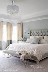 Light Colors For Bedroom Master Bedroom With Pastel Color Grey Color Plus Bedroom Bench And Pendant Ligh Popular Bedroom