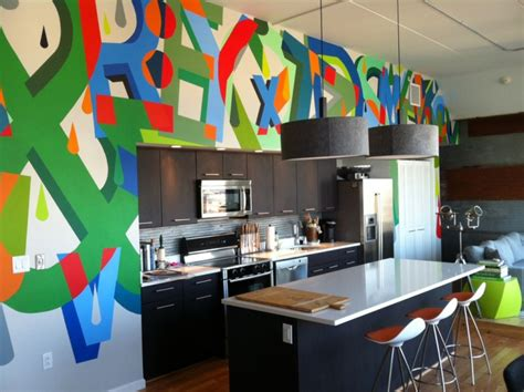 funky kitchens ideas 19 kitchen wall designs decor ideas design trends