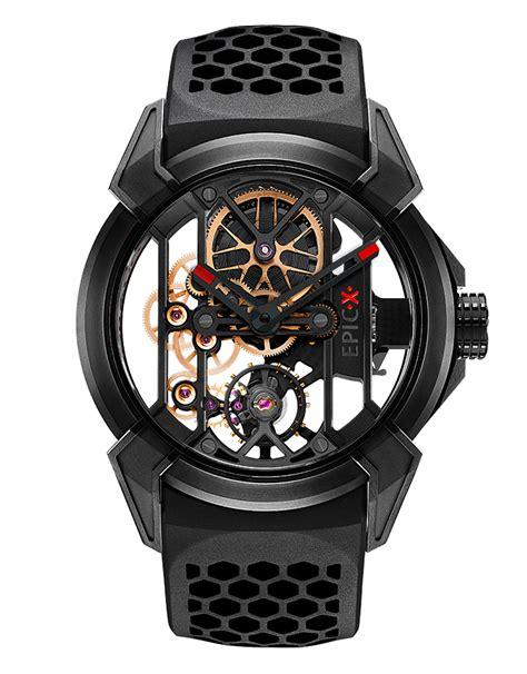 epic x epic x black titanium jacob co timepieces