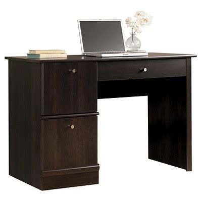Target Laptop Desk Computer Desk Cinnamon Cherry Sauder Target