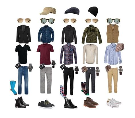 Ten Wardrobe by 25 Best Ideas About Mens Wardrobe Essentials On