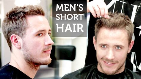 Mens Short Hair Josh Duhamel Inspired Hairstyle How | men s short hair josh duhamel inspired hairstyle how