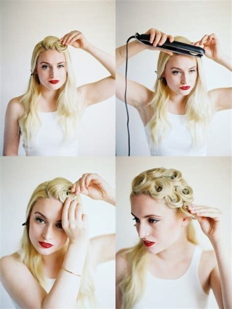 Wedding Hairstyles Pin Curls by Pin Curl Hairstyles For Wedding Hairstyles