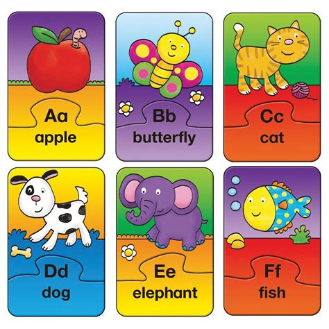Learning Puzzle alphabet puzzles play learn learning puzzles