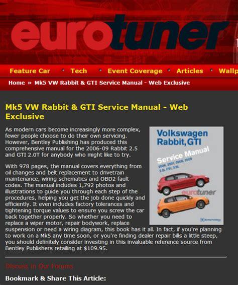 service manuals schematics 2009 volkswagen rabbit navigation system download free 2009 volkswagen rabbit owners manual hqtracker